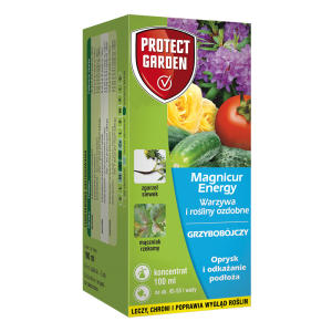 MAGNICUR ENERGY 840 SL (dawniej Previcur Energy) – 100 ml | Protect Garden