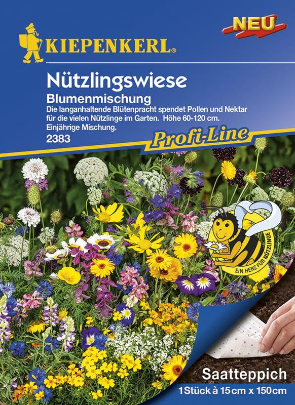 Mieszanka kwiatów na taśmie – Łąka pożytecznych owadów