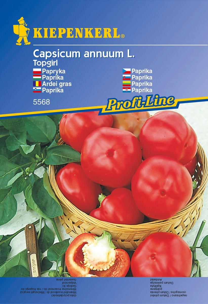 Papryka 'Topgirl' (pomidorowa)