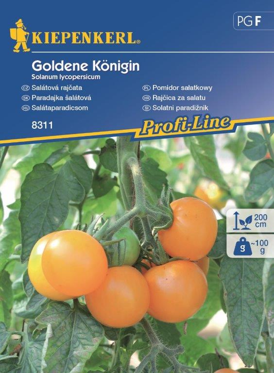 Pomidor sałatkowy 'Goldene Königin'