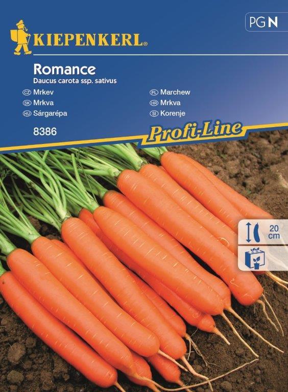Marchew 'Romance'