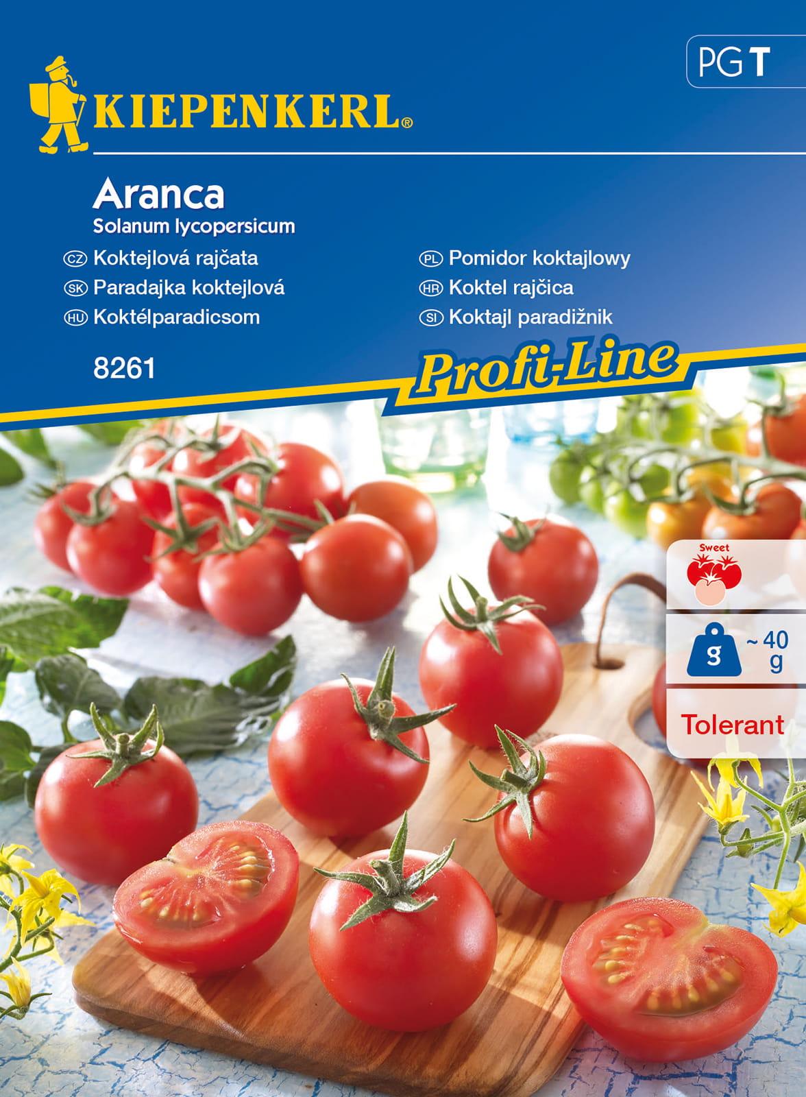 Pomidor koktajlowy 'Aranca'