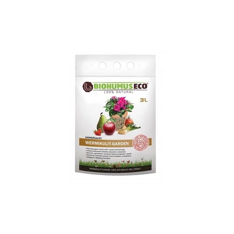 Wermikulit ogrodniczy – 3 L | Garden