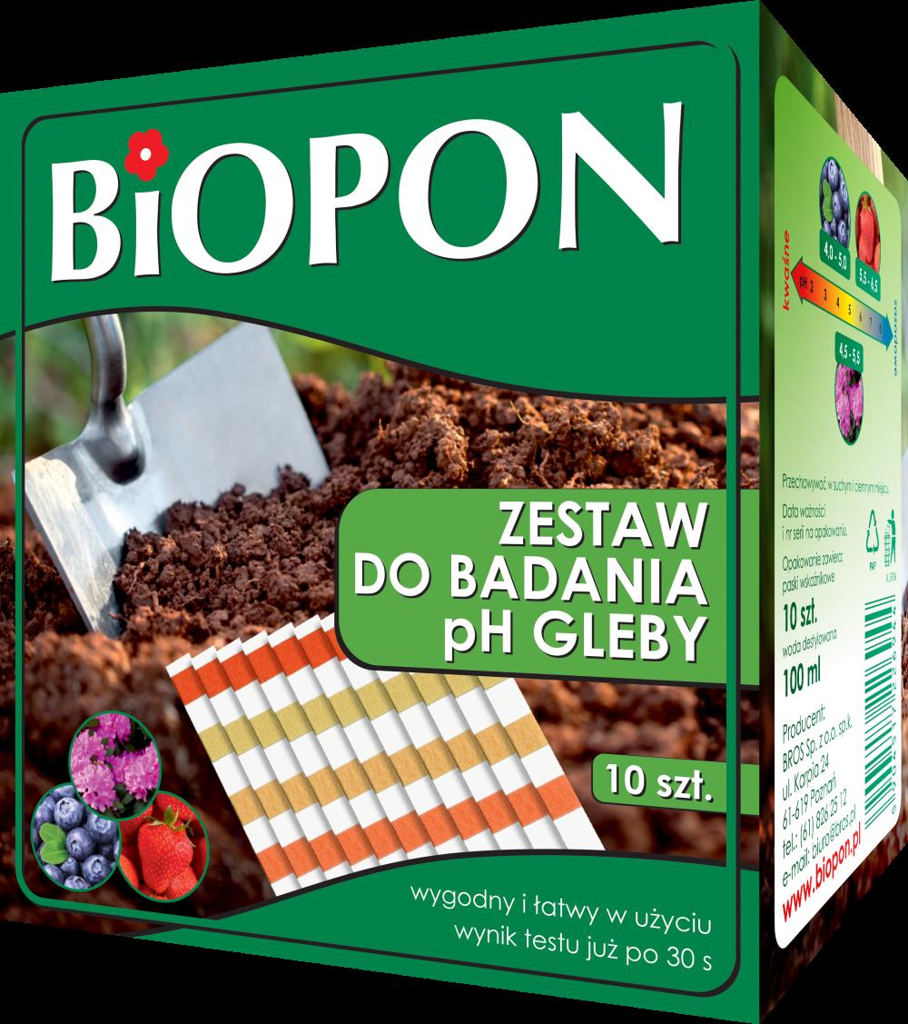 Kwasomierz pH-metr glebowy | Biopon