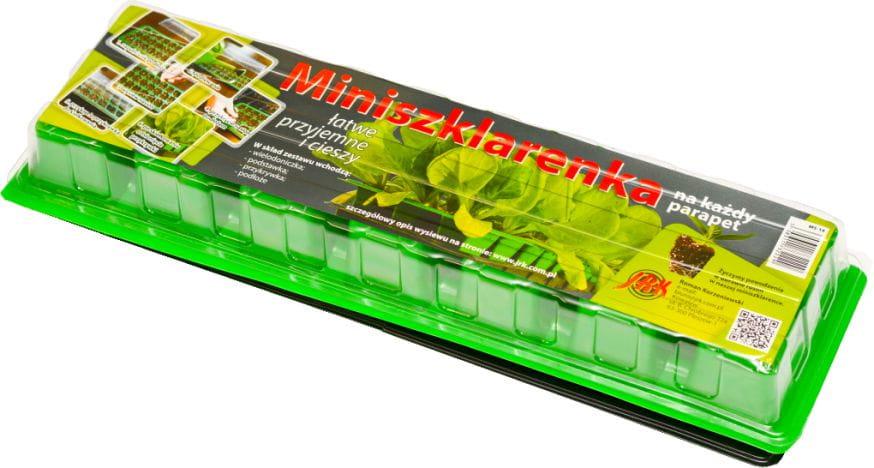 Miniszklarenka MS – 56x56x55/14 kw. | JRK